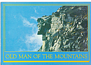 Old Man Of The Mountain Franconia Notch State Park Nh Cs7313