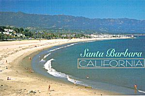 Ledbetter Beach Santa Barbara CA cs7319 (Image1)