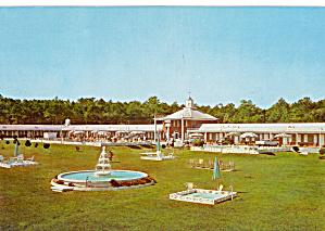 Midwood Motel Court Rocky Mount NC Postcard cs7326 (Image1)