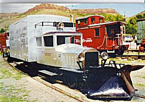 Rio Grande Southern Motor No 2  Galloping Goose cs7361 (Image1)