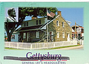 General Lee S Headquarters Gettysburg National Military Park Cs7399