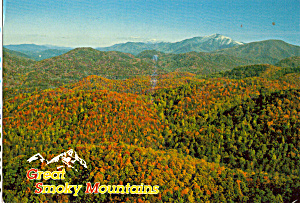 Autumns Color, Great Smoky Mountains  National Park (Image1)