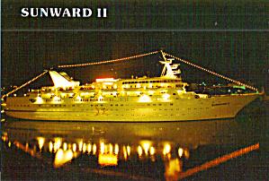 Passenger Liner Sunward II (Image1)