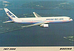 Boeing 767-300 in Factory Livery cs7419 (Image1)