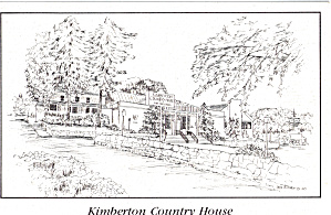 Kimberton Country  House  Advertising Card cs7436 (Image1)