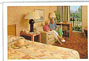 The September Days Club Days Inns Advertising Card cs7437 (Image1)