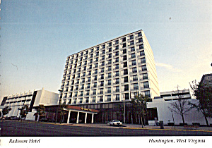 Radisson Hotel, Huntngton, West Virginia (Image1)