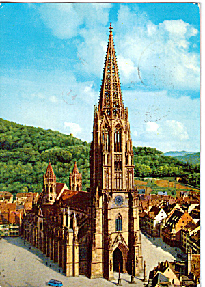 Freiburg im Breisgau Munster Westphalia Germany cs7452 (Image1)