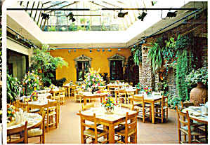 Il Cortile Restaurant  New York City Interior cs7470 (Image1)