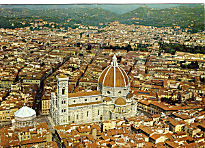 The Dome Firenze Florence Italy cs7477 (Image1)