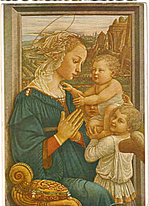 The Adoration by Fra Filippo Lippi (Image1)