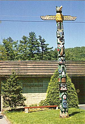 Totem Pole Playhouse, Fayetteville, Pennsylvania (Image1)