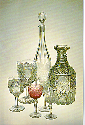 White House Glassware Corning Museum of Glass Corning NY cs7520 (Image1)