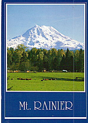 Mt Rainier, Washington (Image1)