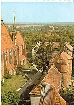 Cathedral in Frombork Poland (Image1)