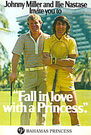 Bahamas Princess Hotel Golf Beach And Tennis Club Freeport Cs7536