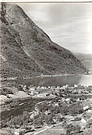Aerial View Hardanger Norway (Image1)