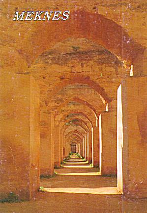 Building in Meknes Morocco cs7561 (Image1)