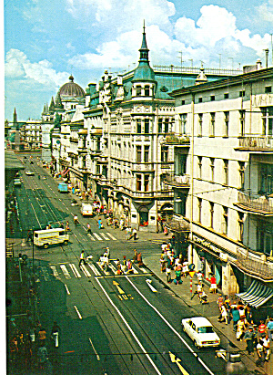 Lodz, Poland Street Scene (Image1)