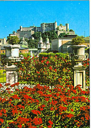 Mirabell Garden, Salzburg, Austria (Image1)