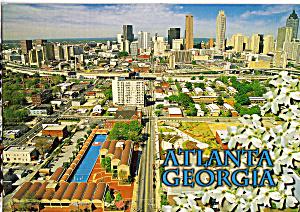 Airial View of Atlanta Georgia cs7629 (Image1)