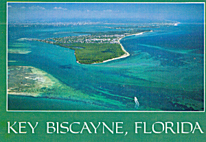 Aerial View of Key Biscayne Florida cs7656 (Image1)