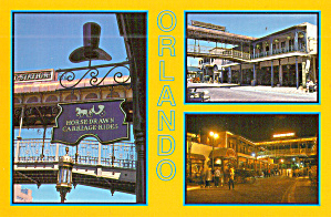 Church Street Station Orlando Florida Cs7658