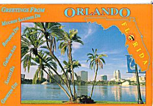 Skyline of  Orlando Florida cs7659 (Image1)