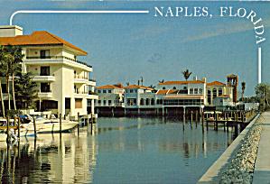 Waterway in Naples Florida cs7665 (Image1)