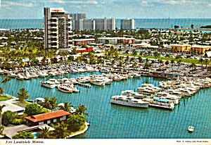 Ft Lauderdale Marina Ft Lauderdale Florida cs7668 (Image1)