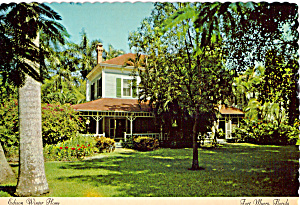 Edison s Winter Home Ft Myers Florida cs7678 (Image1)