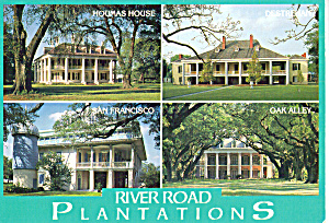 Riverroad Plantations in Louisiana (Image1)