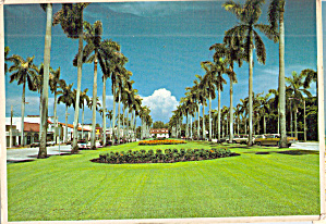 Royal Poinciana Way Palm Beach Florida Cs7684