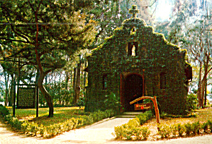 Oldest Misson and Shrine in United States St Augustine, Florida (Image1)