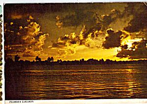 Sunset Across a Florida Lagoon cs7695 (Image1)