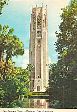 Singing Tower Mountain Lake Sanctuary Lake Wales Florida cs7701 (Image1)