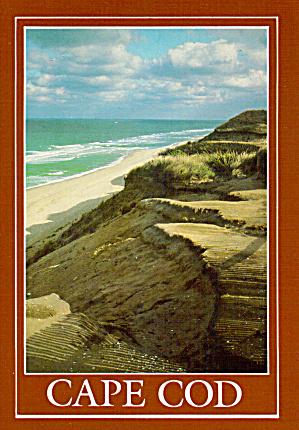 Shadows on The Dunes Cape Cod National Seashore cs7707 (Image1)
