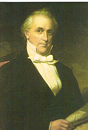 James Buchanan 15th President Of The Untied States Cs7719