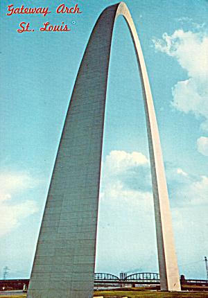 Gateway Arch, St Louis, Missouri (Image1)