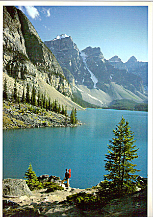 Moraine Lake, Banff National Park, Alberta, Canada (Image1)