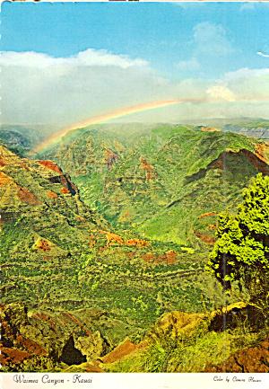 Waimea Canyon Kauai Hawaii cs7776 (Image1)