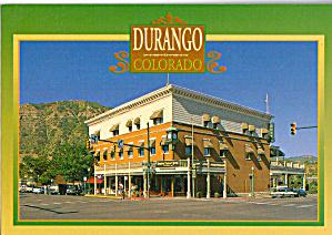 General Palmer Hotel Durango Colorado cs7819 (Image1)