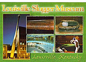 Louisville Slugger Museum, Louisville, Kentucky  (Image1)