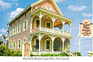 The Pink House, Cape May, New Jersey (Image1)