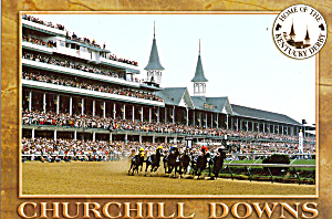 Derby Day, Churchill Downs, Louisville, Kentucky (Image1)