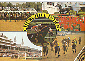 Views of Churchill Downs, Louisville, Kentucky (Image1)
