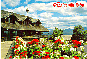 Trapp Family Lodge And Guest Houses Stowe Vermont Cs7842