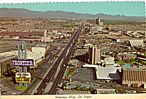 The Fabulous Strip Las Vegas Nevada Eddie Fisher Frontier cs7871 (Image1)