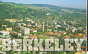 University Of California Berkeley California Cs7889
