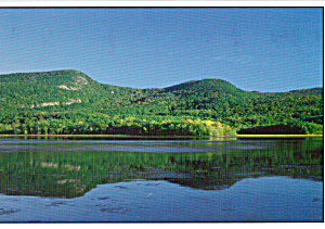 Saddle Mountain Perserve South Bay Lake Champlain New York Cs7895